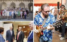 Blues, Ibarra y los maestros del 68