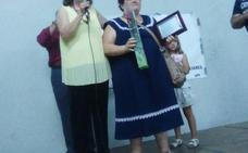 Afijer homenajea a Anabel Cordobés por su «implicación y compromiso»