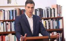 Pedro Sánchez descarta el adelanto electoral porque conduciría a un escenario ingobernable
