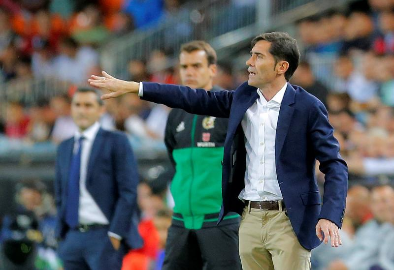 Marcelino prolonga su maleficio