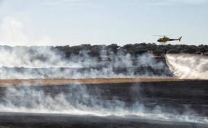 La Policía de Cáceres sospecha que los últimos cinco incendios tienen el mismo autor