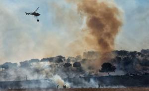 Nevado muestra su preocupación por la posible intencionalidad de los últimos incendios en Cáceres