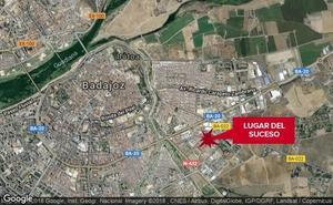 Una mujer de 55 años, politraumatizada tras ser atropellada en Badajoz