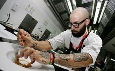 El chef extremeño Alberto Montes vuelve al Certamen de Pinchos de Valladolid