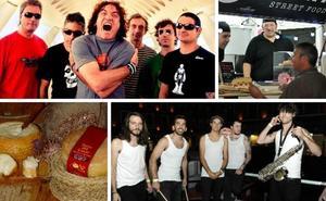 Un puente para saborear quesos, bailar en el Veranillo Festival y disfrutar del 'Food Truck'