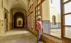 La primera fase de rehabilitación del Hospital Provincial de Badajoz culminará en menos de un año