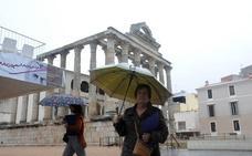 Vuelve la lluvia a Extremadura