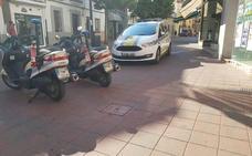 USO denuncia que las motos de la Policía Local de Navalmoral patrullan con la ITV cumplida