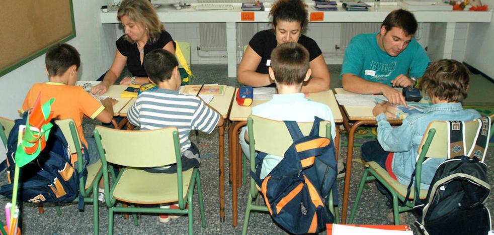 Educación descarta instalar cámaras en las aulas por respeto a los profesores