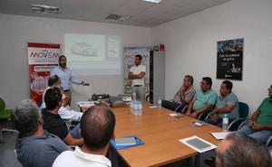 La Diputación de Badajoz adquiere 200 coches eléctricos para los municipios pacenses