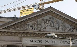 El Congreso desatasca la reforma de la 'ley de mordaza'