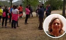La familia de Francisca Cadenas se muestra abatida al cumplirse 17 meses de la desaparición