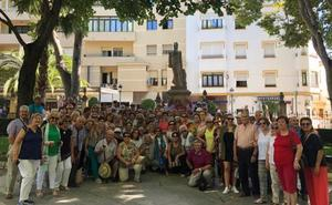 Los mayores de Villanueva, por tierras andaluzas