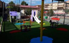 28.000 euros para la zona de juegos infantiles de Madrigal de la Vera
