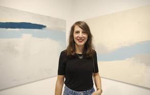 Virginia Rivas expone 'Mapa sonoro' en la sala El Brocense de Cáceres