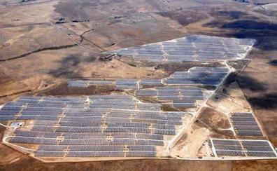 Energía solar extremeña para comunicar el norte de España