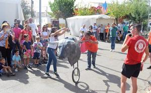La feria taurina centrará las fiestas de Entrerríos