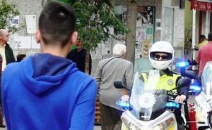 El Ayuntamiento de Navalmoral asegura que las dos motos de la Policía tienen pasada la ITV