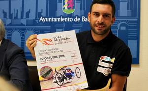 Rubén Tanco busca el título de la Copa de España en casa