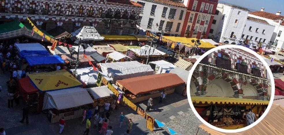 La rehabilitación de las Casas Coloradas de Badajoz llegará en 2019, dos años después de su anuncio