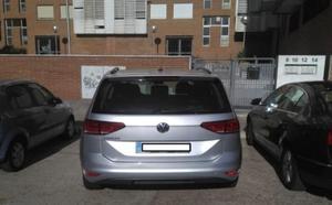 Recuperan en Badajoz un vehículo sustraído en Málaga