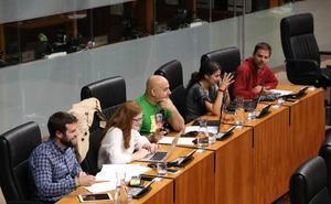 Podemos y PSOE dan continuidad a la tramitación de la Ley de Renta Garantizada