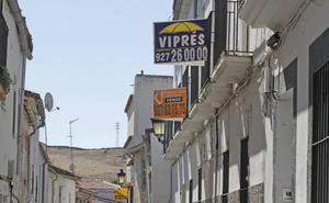 Sube en un 11,7% la compraventa de viviendas en Extremadura en agosto