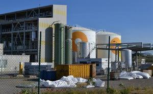 La planta de biodiésel de Los Santos, multada por unos vertidos