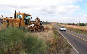 El Consorcio supervisará la mejora y ampliación de la carretera de Don Álvaro