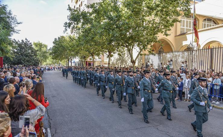 Extremadura celebra el Día de la Hispanidad con distintos actos