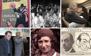 La valentía de Saramago en Cáceres y las feministas que no querían ser abogadas