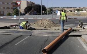 Proexsa debe pagar 612.000 euros por defectos en la red de agua de Cáceres el Viejo