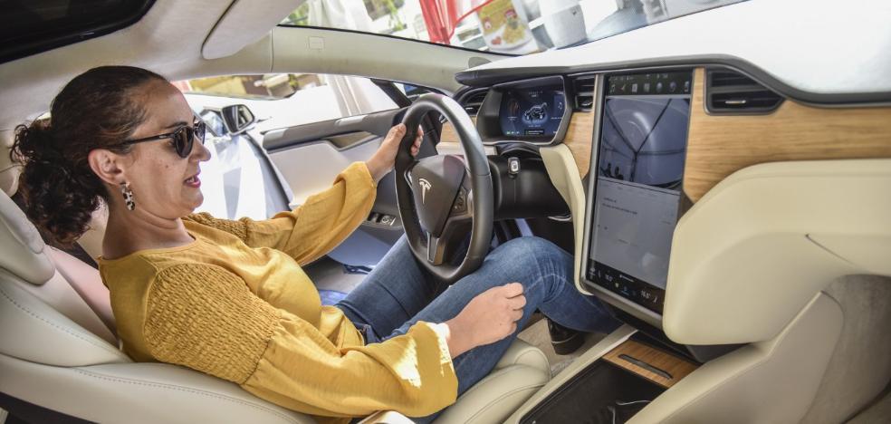 Badajoz descubre el coche eléctrico