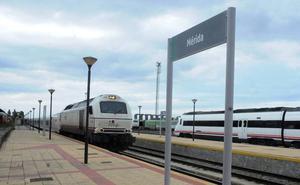 El tren Mérida-Madrid se queda parado en Fuenlabrada por falta de gasoil