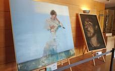 Jesús Martín gana el VII Premio de Pintura Juan Aparicio Quintana