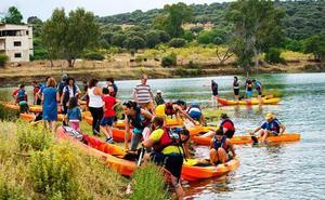 La buena acogida lleva a repetir el descenso en kayak por el Tajo
