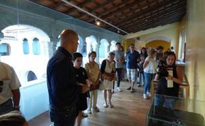 El cronista Pedro Cieza de León ya cuenta con su exposición en el Museo Histórico de Llerena