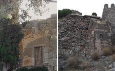 Pérez Solís y Ramos Rubio hallan dos nuevas puertas de la muralla de Trujillo