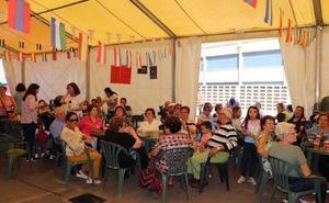 Fin de fiesta en el barrio del Pilar de Villanueva