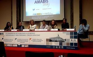 Plena Inclusión Don Benito, presente en el Congreso Amadis 2018