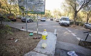 El inicio del curso en Cáceres hace diarias las llamadas a la Policía por ruidos