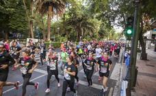 Corriendo en Cáceres por los niños con cáncer