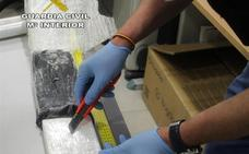 Condenados a seis años al ser descubiertos llevando un kilo de cocaína en un coche