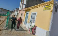 Los vecinos reclaman que el Ayuntamiento de Badajoz selle las casas vacías del Casco Antiguo