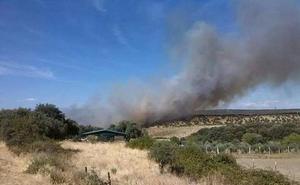 La Junta declara época de peligro medio de incendios entre el 16 y 21 de octubre