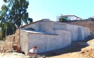 Este mes finaliza la rehabilitación total del antiguo molino de agua de Valverde de Leganés