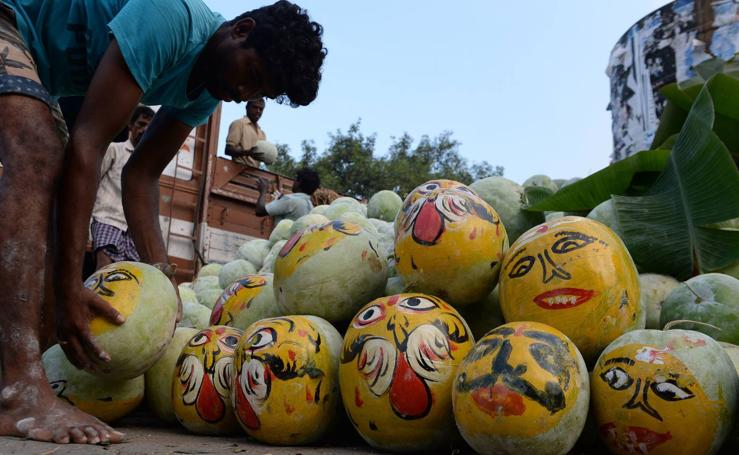El festival de Durga Puja