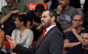 Agustí Julbe anuncia su despido del banquillo del Fuenlabrada