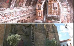 Declaran Bien de Interés Cultural la 'Capilla Sixtina' extremeña y la Iglesia San Juan de Malpartida de Plasencia