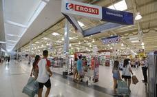 Eroski dice que el cierre en Cáceres llega tras 41 meses de pérdidas económicas